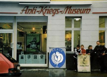 Anti-kriegsmuseum w Berlinie obecnie
