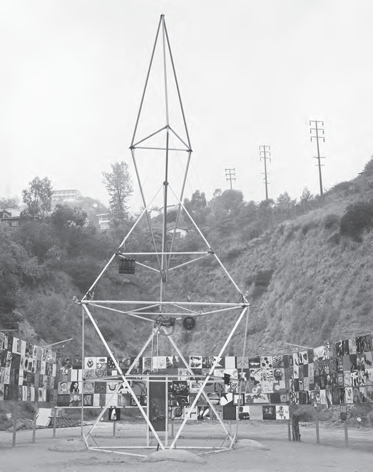 Artists' Tower of Protest, 1966