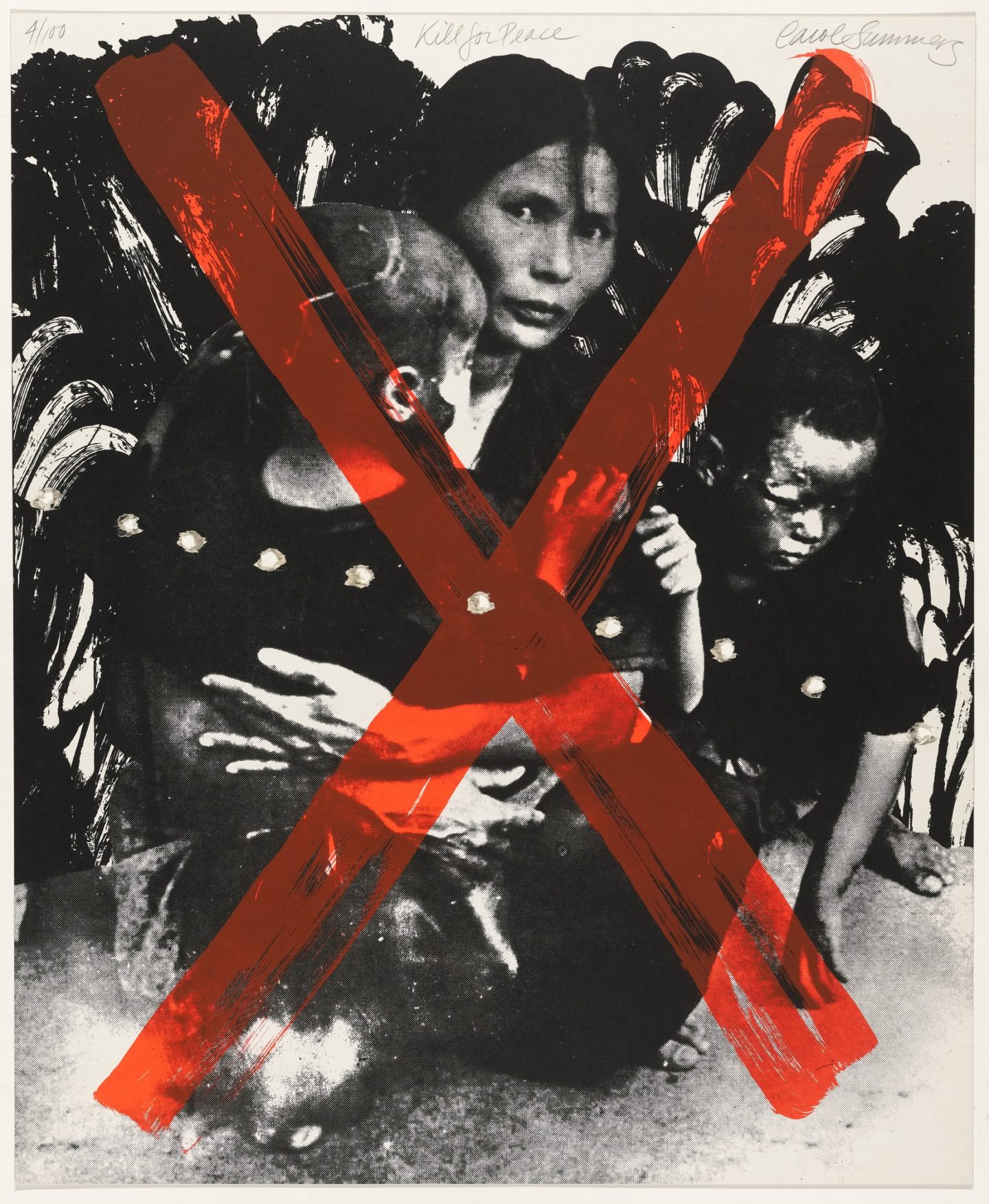 Carol Summers, Kill For Peace, 1967