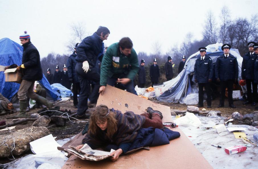 Eviction (Eksmisja), fot. Paula Allen