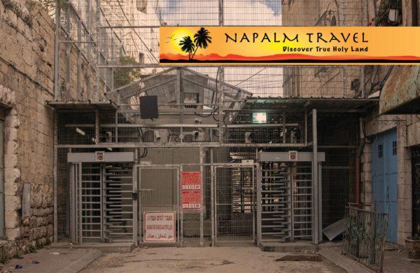 Tomasz Matuszak Napalm Travels. Discover True Holy Land