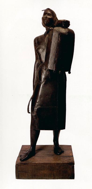 Julio González. La Monteserrat, 1937