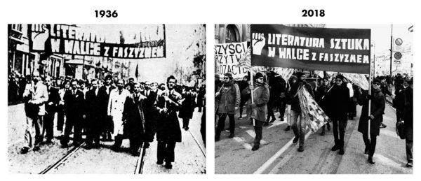 Sztuka przeciw faszyzmowi