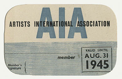 Artists' International Association