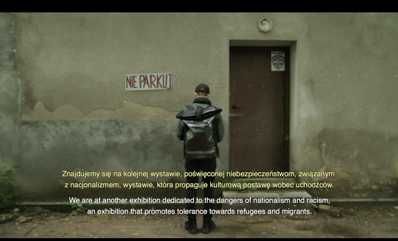 Katya Shadkovska, Rób dobro i uciekaj, screen z filmu